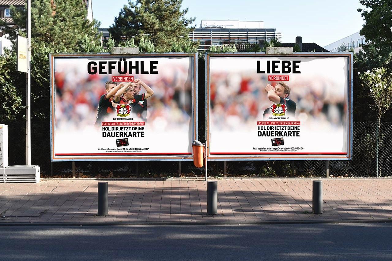 Bayer 04 Leverkusen, Dauerkarte, Bayer 04