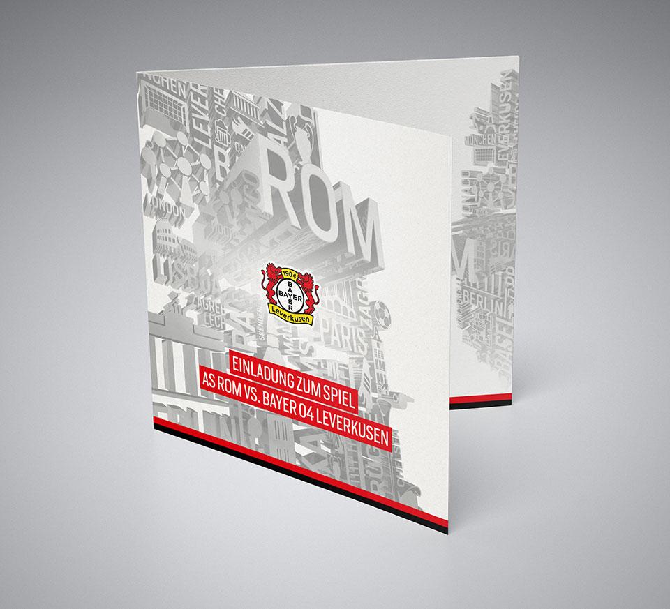 Bayer 04 Leverkusen VIP-Einladung
